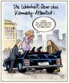 Cartoon: Kennedy-Attentat (small) by Harm Bengen tagged kennedy,attentat,dallas