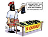 Cartoon: Schottenmasken (small) by Harm Bengen tagged schotten,schottland,referendum,abspaltung,england,gb,separatisten,ukraine,wollmasken,highland,schafe,harm,bengen,cartoon,karikatur