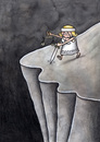 Cartoon: Justice (small) by vladan tagged justice,blind,abyss
