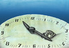 Cartoon: Time-2 (small) by vladan tagged time,clock,slave