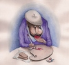 Cartoon: ressam12 (small) by caferli tagged cultura