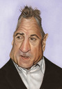 Cartoon: Deniro (small) by jonesmac2006 tagged caricature deniro