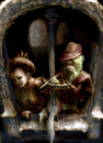 Cartoon: snow white must die (small) by nootoon tagged snow,white,die,nootoon,illustration,germany