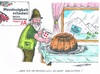 Cartoon: Rosinenpicker (small) by mandzel tagged eu,binnenmarkt,masseneinwanderung,schweiz,bürgervotum