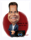 Cartoon: Dick Clark (small) by rocksaw tagged dick,clark