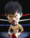 Cartoon: Manny Pacquiao (small) by rocksaw tagged manny,pacquiao