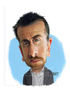 Cartoon: Tim Roth (small) by rocksaw tagged tim,roth