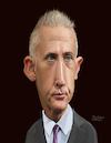 Cartoon: Trey Gowdy (small) by rocksaw tagged caricature,trey,gowdy