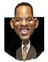 Cartoon: Will Smith (small) by rocksaw tagged will,smith