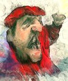 Cartoon: HUGO CHAVEZ (small) by allan mcdonald tagged venezuela