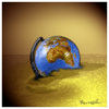 Cartoon: CATASTROPHE NATURELLE !... (small) by ismail dogan tagged catastrophe,naturelle