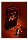 Cartoon: CRASH  KAPITAL! (small) by ismail dogan tagged crash,kapital