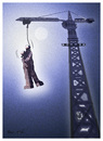 Cartoon: LAST TANGO !.. (small) by ismail dogan tagged the,monument,of,humanity