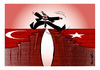 Cartoon: OUVERTURE DEMOCRATIQUE !.. (small) by ismail dogan tagged ouverture,democratique