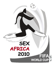 Cartoon: WORLD CUP 2010 !.. (small) by ismail dogan tagged world cup 2010