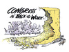 Cartoon: a new session (small) by barbeefish tagged congress