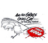 Cartoon: get serious (small) by barbeefish tagged terrorists