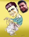 Cartoon: cartoon portraits (small) by portreci tagged cartoon,portraits