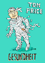 Cartoon: Tom Price Gesundheit (small) by habild tagged gesundheitsminister,kabinett,trump,health