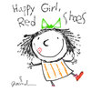 Cartoon: Happy doodle (small) by Garrincha tagged illustration