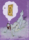 Cartoon: The key to everything (small) by Garrincha tagged adult,cartoon,sex,garrincha