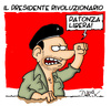 Cartoon: Revolutianry Silvio (small) by darix73 tagged berlusconi