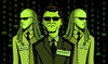 Cartoon: the agents of the matrix (small) by maksimpetrik tagged matrix