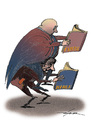 Cartoon: - (small) by zluetic tagged book
