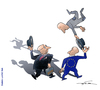 Cartoon: - (small) by zluetic tagged crisis