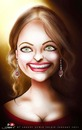 Cartoon: Amanda Seyfried (small) by saadet demir yalcin tagged amandaseyfried,saadet,syalcin,sdy,turkey,portrait,cartoon,woman