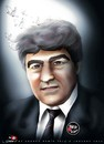 Cartoon: for justice... (small) by saadet demir yalcin tagged saadet,syalcin,hrantdink,turkey,justice,peace