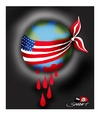 Cartoon: FREE WORLD... 2 (small) by saadet demir yalcin tagged free,syalcin