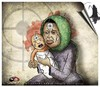 Cartoon: Genocide in Myanmar (small) by saadet demir yalcin tagged saadet,sdy,myanmar
