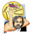 Cartoon: Goodbye Zoran Mazos-2.. (small) by saadet demir yalcin tagged zoran,matic,mazos,syalcin