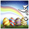 Cartoon: HAPPY EASTER (small) by saadet demir yalcin tagged saadet,sdy,syalcin,easter