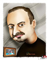 Cartoon: Hicabi Demirci (small) by saadet demir yalcin tagged sdy,syalcin,turkey