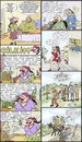 Cartoon: humor magazine my page-8 (small) by saadet demir yalcin tagged saadet,sdy,syalcin,womancartoonist,turkey,humormagazine