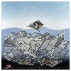 Cartoon: Japan Earthquake and tsunami... (small) by saadet demir yalcin tagged saadet,sdy,syalcin,turkey,japan,tsunami