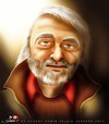 Cartoon: Michel Guyon (small) by saadet demir yalcin tagged saadet,sdy,syalcin,turkey,france,portrait,michelguyon