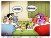 Cartoon: Modern Layla and Majnun... (small) by saadet demir yalcin tagged syalcin,saadet,humor,turkey