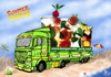 Cartoon: COCTAIL CAMION (small) by T-BOY tagged coctail,camion