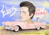 Cartoon: ELVIS the KING (small) by T-BOY tagged elvis,the,king