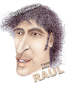 Cartoon: RAUL (small) by T-BOY tagged raul