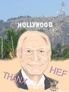 Cartoon: THANX   MR HEF (small) by T-BOY tagged thanx,mr,hef