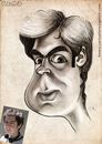 Cartoon: Alexander Bagration-Davidof (small) by K E M O tagged alexander,bagration,davidof,kemo,funny,rustavi2,georgia,karikatura,sketch,caricature,cartoon,sandro,dila