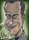 Cartoon: Caricature portrait (small) by mshafey tagged mshafey