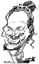 Cartoon: Mickey Rourke (small) by stieglitz tagged mickey,rourke,caricature,caricatura,karikatur,by,daniel,stieglitz