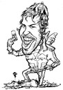 Cartoon: Sebastian Vettel (small) by stieglitz tagged sebastian,vettel,karikatur,caricature