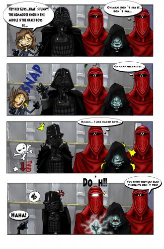 Cartoon: IKEA 4 (medium) by KirbyCrew tagged star,wars,palpatine,vader,ikea,