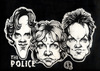 Cartoon: The Police (small) by Grosu tagged the,police,rock,music